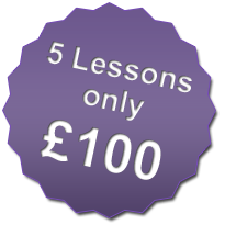 5 Lessons only �112